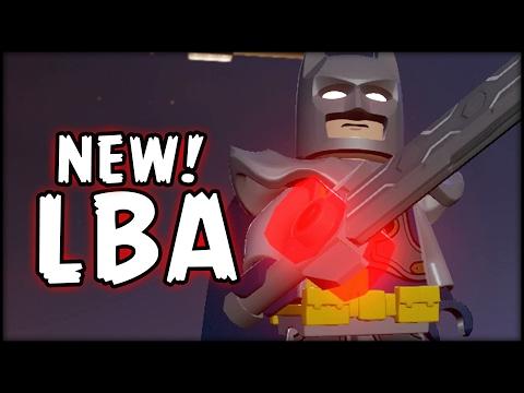 LEGO Dimensions - LBA - The LEGO Batman Movie! EPISODE 133