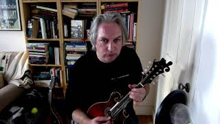 The Pride Of Petravore (hornpipe) on mandolin