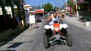 Zante 2012 Quads the real view tv