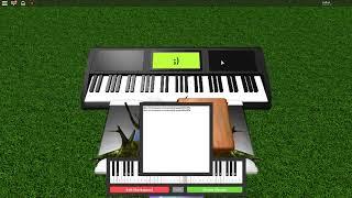 DESPACITO EM ROBLOX PIANO VIRTUAL