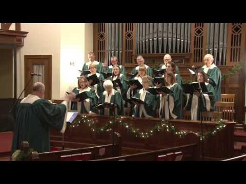 Fayette, Missouri First Christian Church Disciples of Christ Christmas Concert Dec 2015
