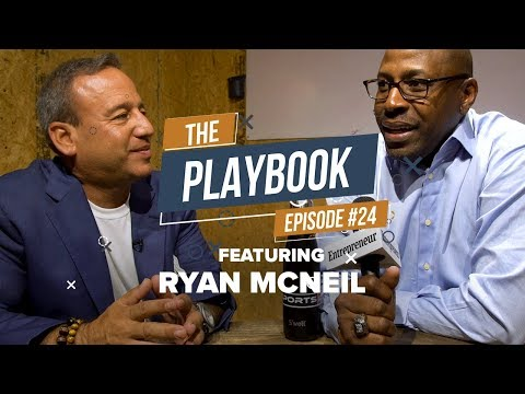 Ryan McNeil - Businessman In The NFL, Solving Small Problems for Big Markets   The Playbook #024