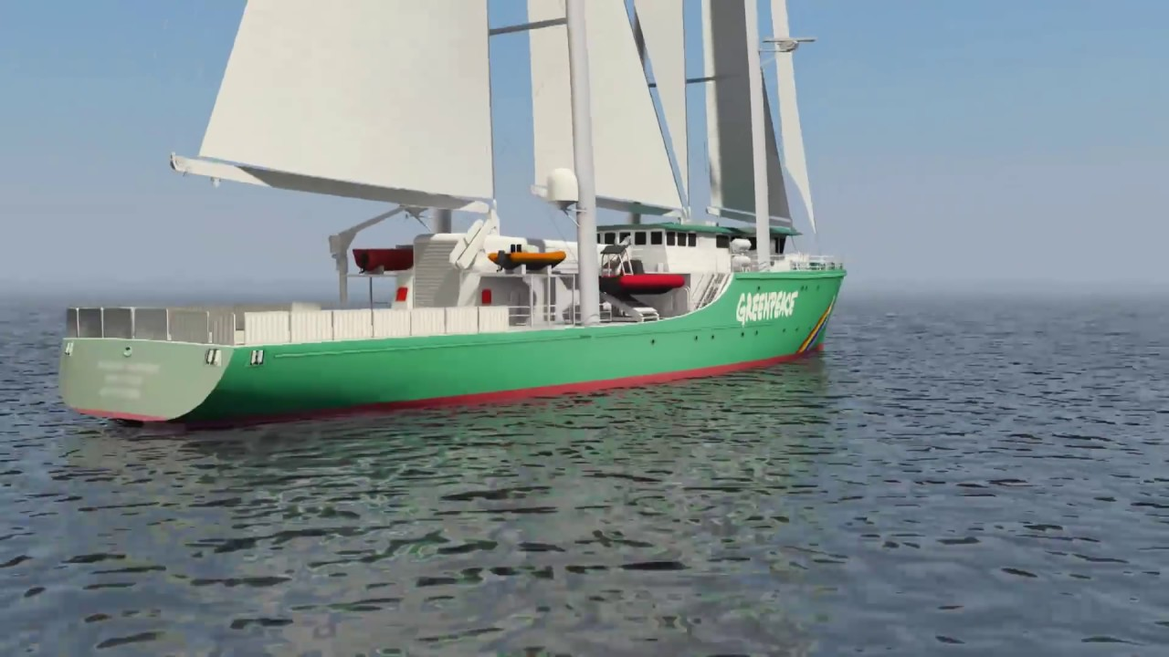 The Rainbow Warrior | Greenpeace Australia Pacific