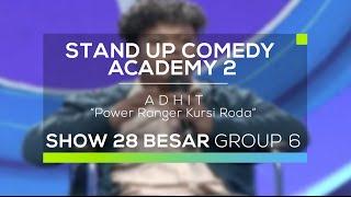 Adhit - Power Ranger Kursi Roda (SUCA 2 - 28 Besar Group 6)