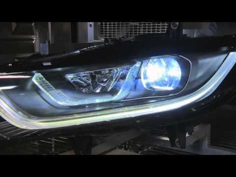 BMW i8 with Laser Lights  YouTube