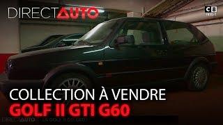 Collector à vendre : La Golf II GTI G60