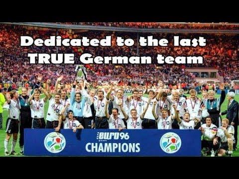 Tribute To Germany Euro 96 Winners