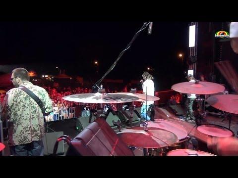 """BEDNAREK"""" Keep On Trying""""- Live @ OSTRÓDA REGGAE FESTIVAL 2013"""