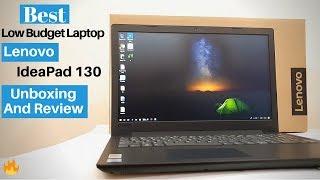 Best low Budget Laptop | Lenovo Ideapad 130