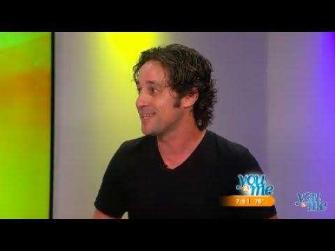 Thomas Ian Nicholas Talks 'Rookie Of The Year'