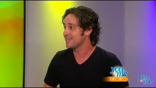 Thomas Ian Nicholas Talks 'Rookie Of The Year'