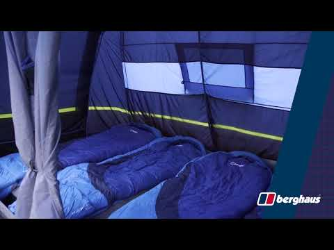 Berghaus Air 4 XL Tent | Product Review