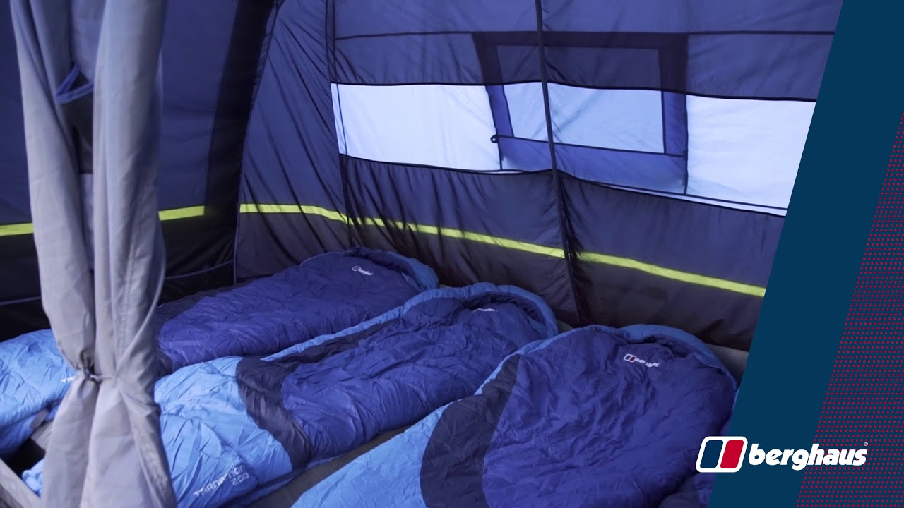 69129f437be Berghaus Air 4 XL Tent