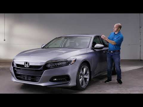 2019 Honda Accord Tips & Tricks: How to Use the Key Fob to the Fullest