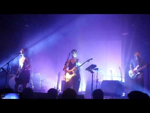 Warpaint live in Zagreb, Croatia 12.07.2017