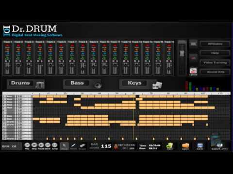 music creator software drum machine download youtube. Black Bedroom Furniture Sets. Home Design Ideas