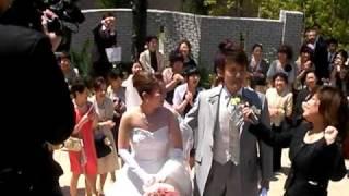 坪内さん結婚式 坪内知佳 検索動画 9