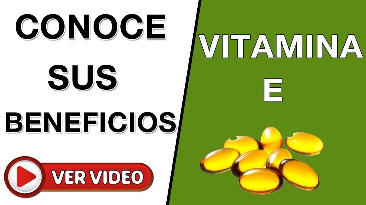 Para qué sirve la vitamina E en la cara, el pelo, la piel y la salud ...