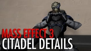 Mass Effect 3: Citadel DLC Need to Know Details