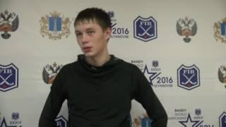 Артём Гареев об итогах выступления «Волги-2» на Кубке ЛД «Волга-Спорт-Арена» - 2016