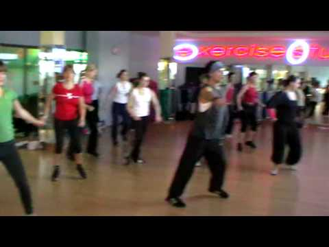 Yasmin Aldini & Achilles Papos Teamteach Dance Inhouse ...
