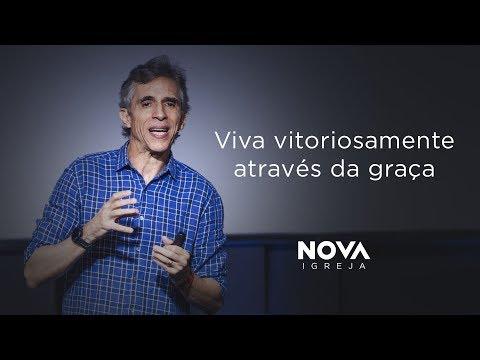 NOVA • Viva vitoriosamente através da graça • com Mauricio Fragale