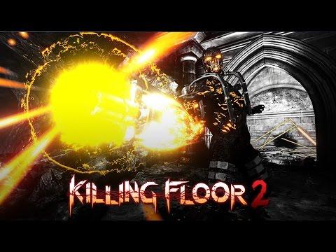 Killing Floor 2 - Bulls-Eye Content Pack Trailer