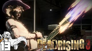 SICKO FLAMING PECKER GUN!!! - Let's Play Dead Rising 3 Gameplay