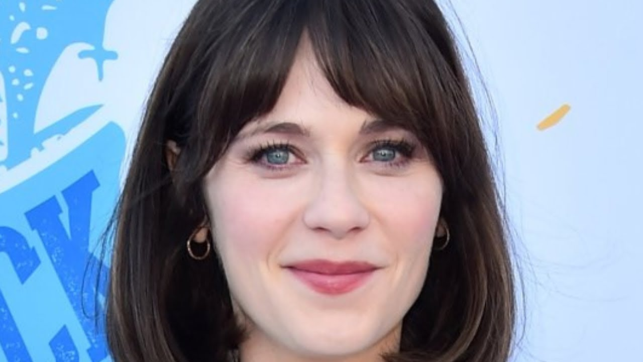 Why Hollywood Won't Cast Zooey Deschanel Anymore - YouTube