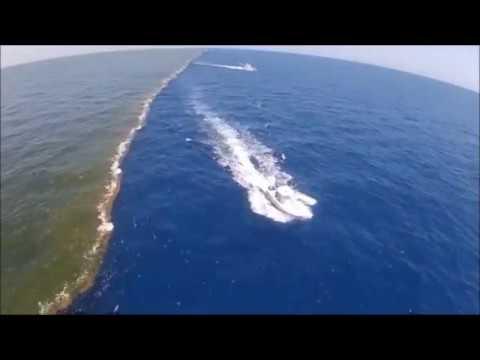point de rencontre ocean atlantique pacifique