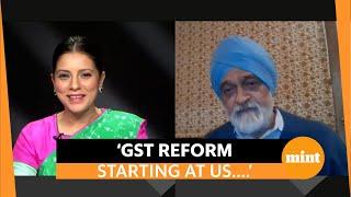 'Time to bring GST back on track': Montek Ahluwalia on Budget expectation