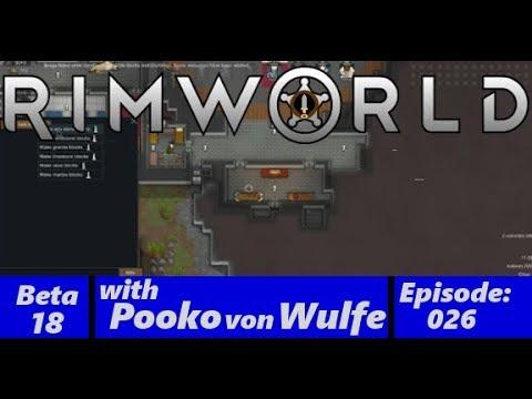 RimWorld Beta 18