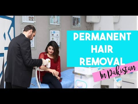 Permanent Hair Removal Worth It Or Not 3d Lifestyle Pakistan Youtube