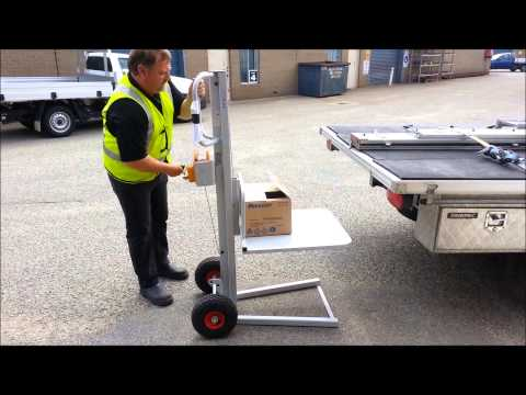 Liftaide Lifting Hand Truck