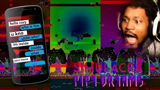 guys.. something is wrong with my phone.. SIMULACRA 2!? | Simulacra: Pipe Dreams