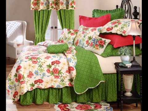 French Country Bedding Design Ideas