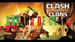 Clash Of Clans - Como atacar na guerra de clans PARTE 1