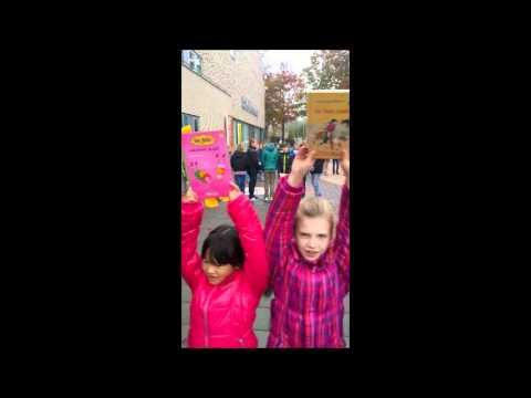 Kinderboekenwave B.s. 't Palet Vlijmen