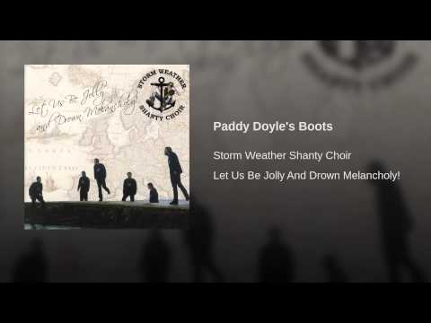 Paddy Doyle's Boots