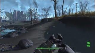 I Got The Invisible Gun In Fallout 4