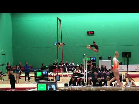 Alice Kinsella - 2018 English Championships - Bars