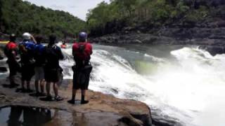 Zambezi 2009 - Commercial Suicide, Expedition Transafrikeena