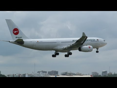 [HD] Plane Spotting @ Hazrat Shahjalal International Airport, Dhaka: Episode-120 (Daily Visitors)