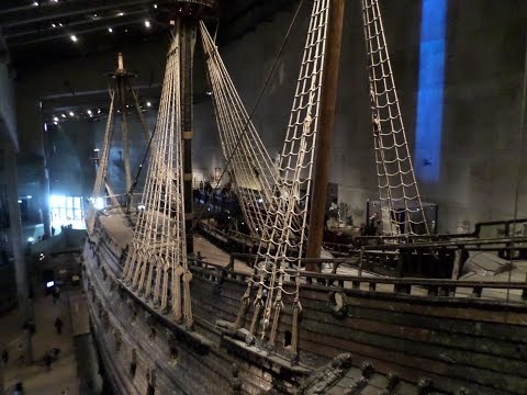 Stockholm, Vasa Museum - Sweden  2016