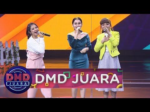 KEREN BGT! Ayu Ting Ting, Tasya Rosmala, Ghea Youbi [MERAIH BINTANG] - DMD Juara (15/10)