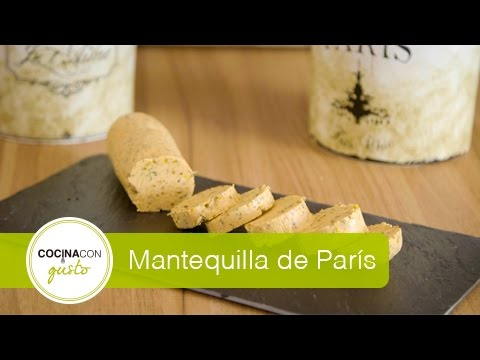 Mantequilla Cafe De Paris Youtube