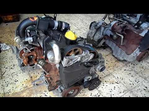 Moteur 1,5 dci Megane et clio -  محرك كليو وميغان 1.5 د س ي