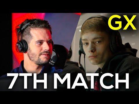 GX VS NAVENTIC | 7TH MATCH | DAZED POV | (DAZED, SWAG, AZK, DAPR, POLLO)