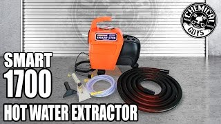 Best Carpet Cleaner - SMART 1700 Extractor - Chemical Guys(, 2014-11-25T11:00:02.000Z)