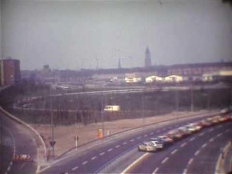 Eröffnung A100 - Berlin im April 1978